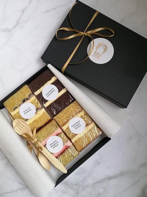 Signature Cake Tasting Box