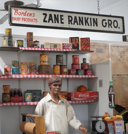 Zane Rankin Grocery Store