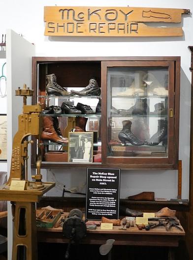 McKay Shoe Repair Store