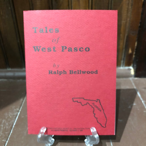 Tales of West Pasco - Book