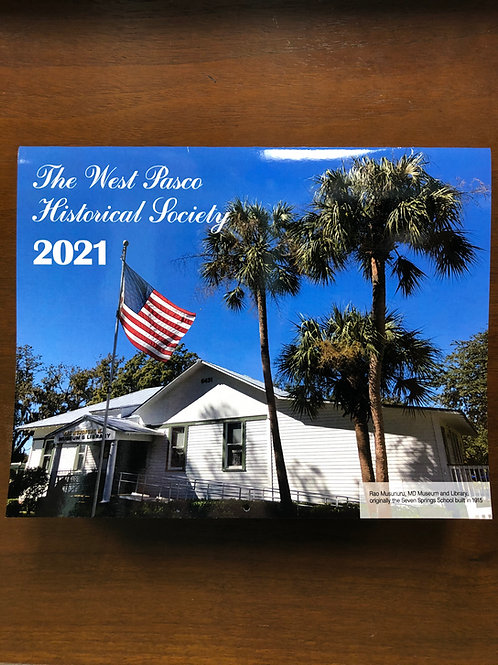 2021 WPHS Calendar