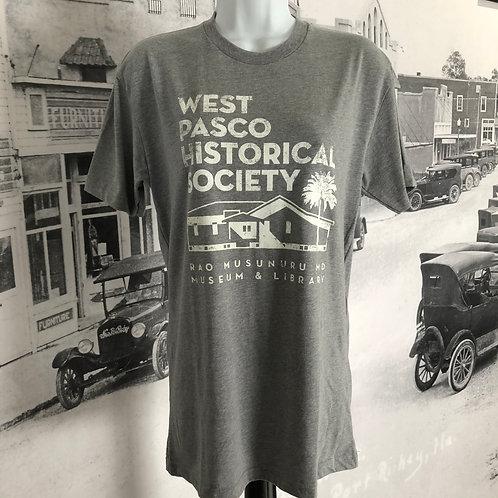 Gray WPHS T-Shirt