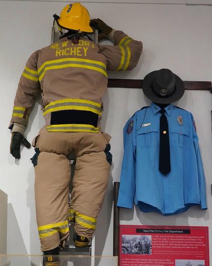 Fire Station , Police Station
