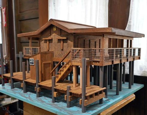 Stilt House #7