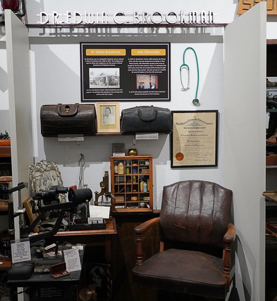 Dr. Edwin Brookman Office