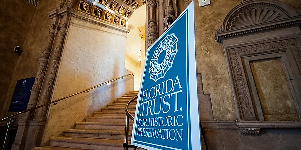 Florida Trust for Historic Preservation State Convention