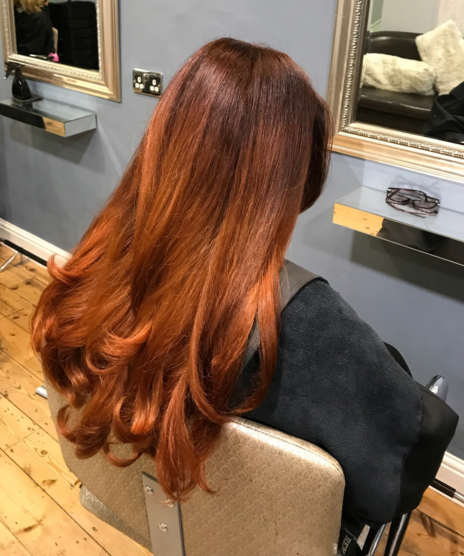 Aveda hair colour in exeter, Devon @
