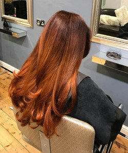 Aveda hair colour in exeter, Devon @