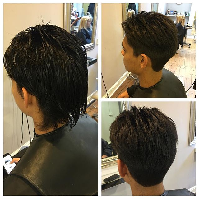 Gents hair cuts from £20 #avedasalon #ex