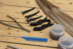Hair Extension Tools - HairbyHolloway-mi