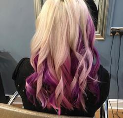 Aveda vibrant hair colour