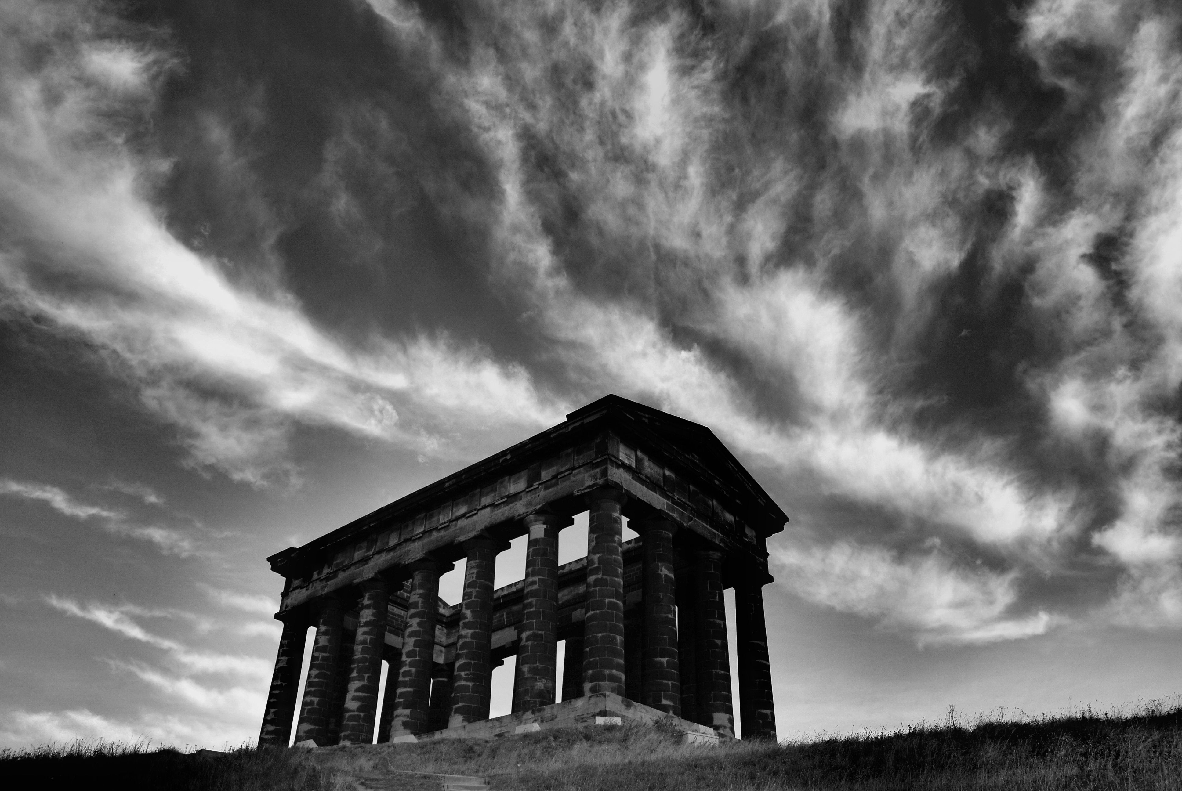 Sunderland - Penshaw Monument