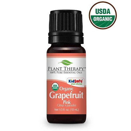 Grapefruit Pink Essential Oils- Organic