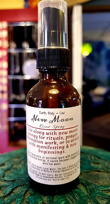 New Moon Elixir Spray