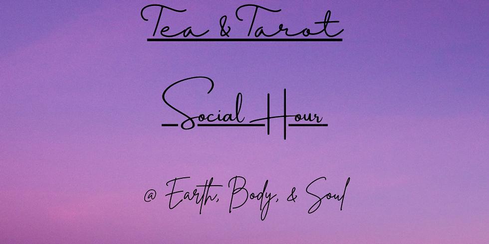 Tea & Tarot Social Hour