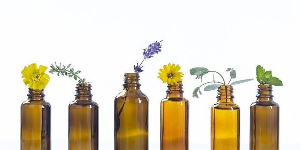 """Pretty Potion"" Perfume Blends- Essential Oil Make & Take Event"