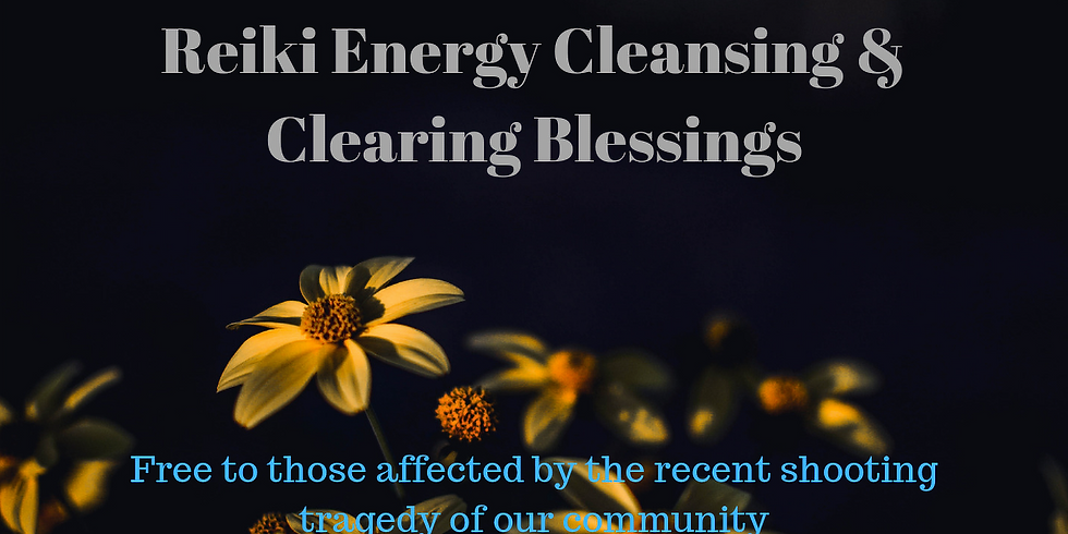 Cleansing & Clearing Reiki Mini Sessions