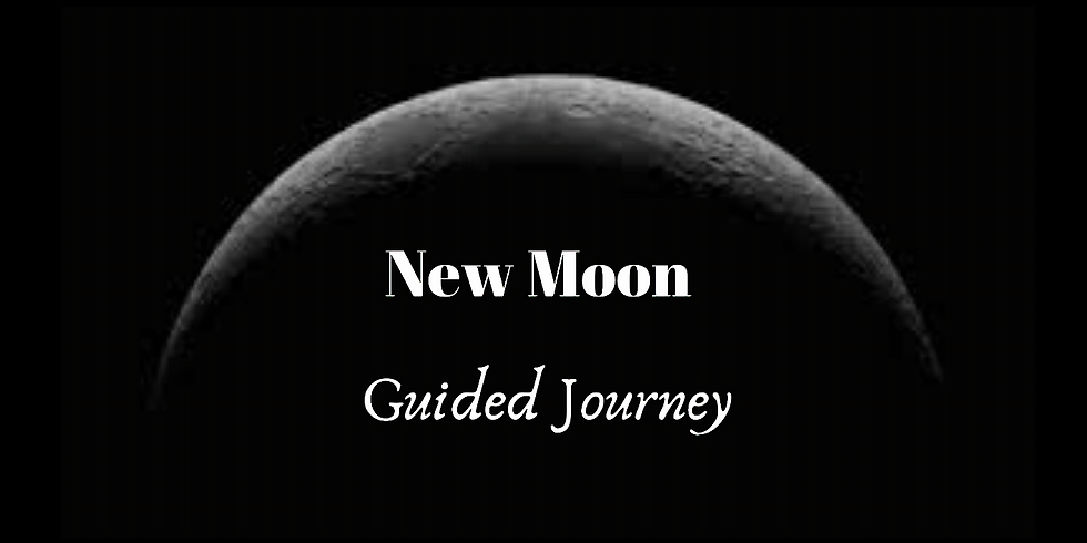 New Moon Guided Journey