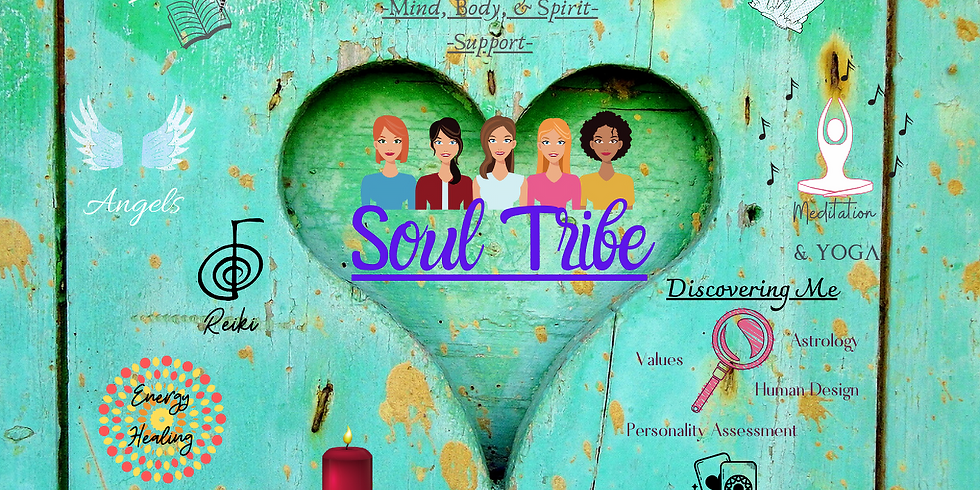 Soul Tribe Membership Online Meetup