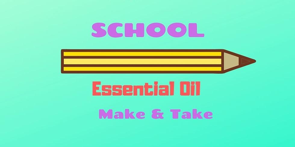 Back To School Make & Take