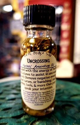 Uncrossing Anointing Oil