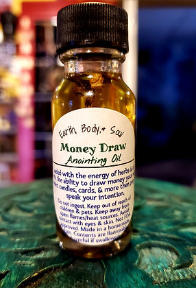 Money Draw Anointing Oil