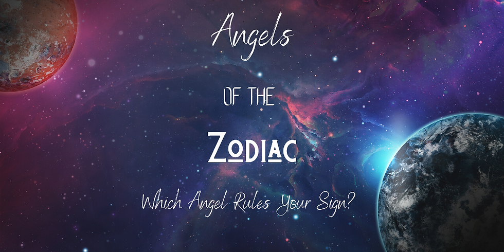 Angels of The Zodiac Online Class
