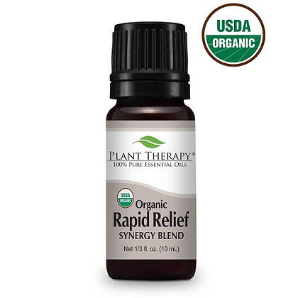 Rapid Relief Synergy- Organic
