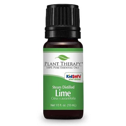 Lime Steam Distilled Essential Oil
