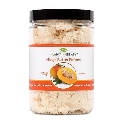Mango Butter Refined 16 oz