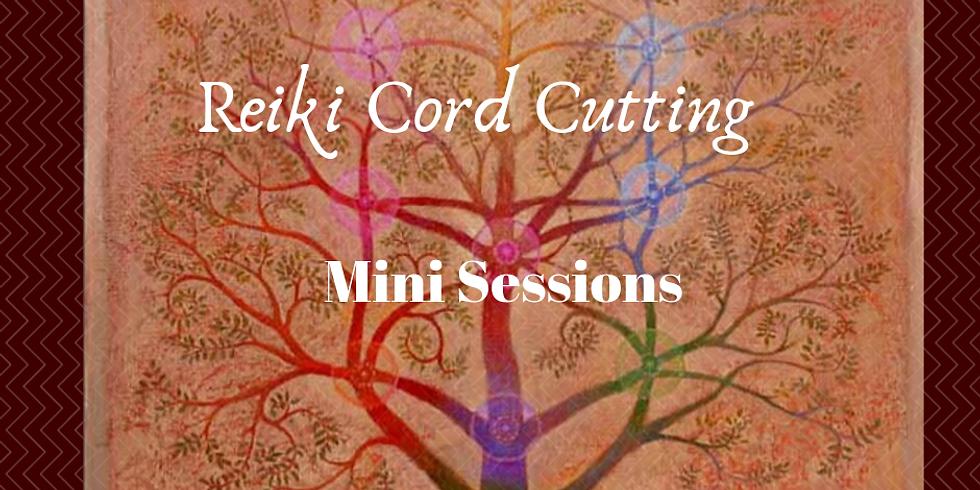 Reiki Mini Sessions- Every Wednesday