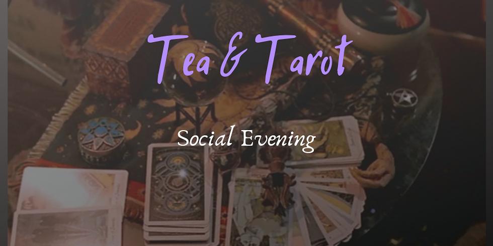 Tea & Tarot Social
