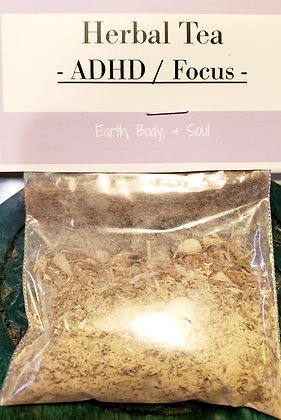 ADHD/Focus Herbal Tea
