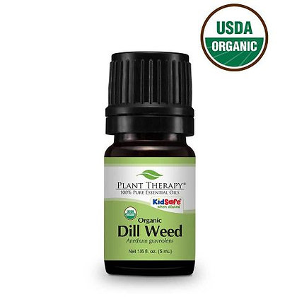 Dill Weed Essential Oil- Organic