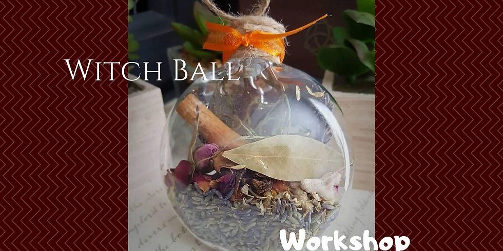 Witch Ball Workshop- Making Your Own