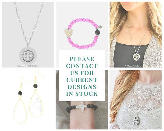 Aroma Couture Aromatherapy Jewelry - Bracelets