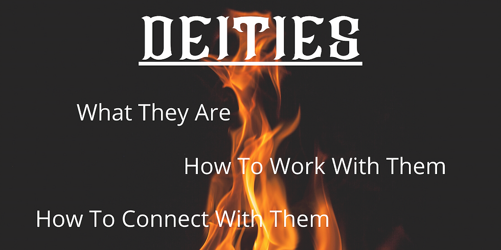 Deities- Learning About Gods & Goddess - Online Class