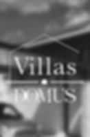 Villas Domus identité visuelle