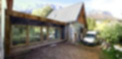 Extension et réhabilitation d'une grange à Saint Bernard du Touvet - Amroc Architecte / Archicom4