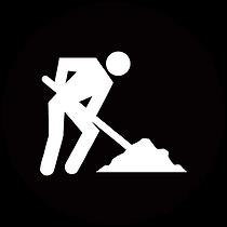 Pictogramme chantier picto en construction