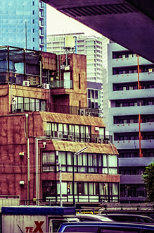 Tokyo Concrete