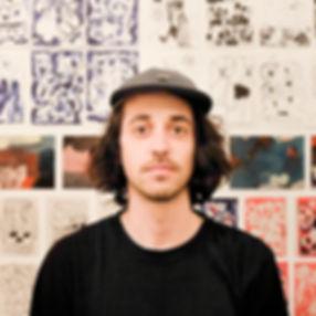 portrait, photography, tokyo, event, art, doke doke, bar, exhibition, quentin chambry, japan