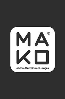 Mako identité visuelle