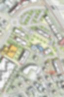 Etude d'aménagement ZAC du centre à Barberaz