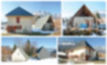 Photos état des lieux Extension et réhabilitation d'une grange à Saint Bernard du Touvet - Amroc Architecte / Archicom4