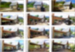 Photographies chantier Extension et réhabilitation d'une grange à Saint Bernard du Touvet - Amroc Architecte / Archicom4