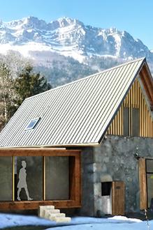 Habitat individuel à Saint Bernard du Touvet