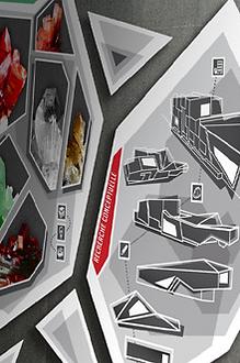 Panneaux d'information pour la société de maçonnerie SMBA à Fontaine