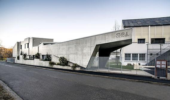 Photo Bureaux SMBA Fontaine Archicom4 Amroc Architectes