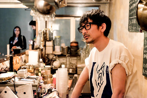 portrait, photography, tokyo, event, art, doke doke, bar, exhibition, japan, daitokai, shibuya